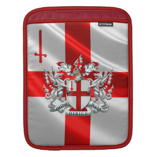 [300] City of London - Coat of Arms iPad Sleeves