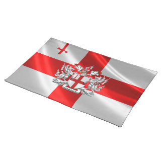 [300] City of London - Coat of Arms Placemat