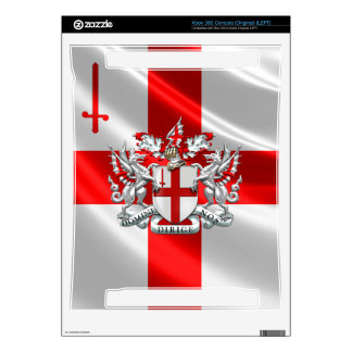 [300] City of London - Coat of Arms Skins For The Xbox 360
