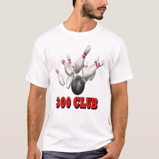 300 Club Bowling T-Shirt