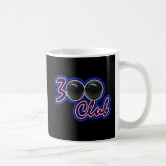 300 CLUB - JUEGO PERFECTO EN LOS BOLOS (AZULES) TAZA CLÁSICA