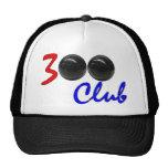 300 club - regalo perfecto del juego de los bolos gorros bordados