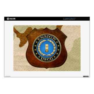 [300] Coast Guard: Ensign (ENS) Laptop Decal