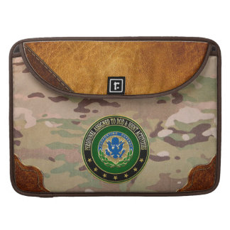 [300] DOD & Joint Activities DUI Special Edition Sleeve For MacBooks