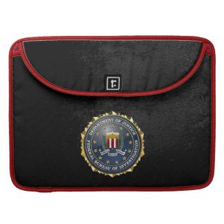 [300] Edición especial del FBI Fundas Para Macbooks