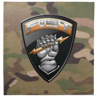 [300] Forward Observer (FIST) [Emblem] Napkin