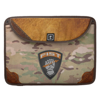 [300] Forward Observer (FIST) [Patch] MacBook Pro Sleeve