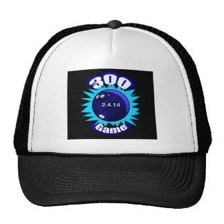 300 Game Blues Trucker Hat