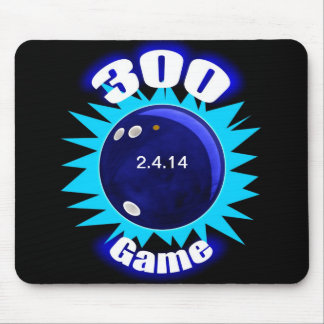 300 Game Blues Mouse Pad