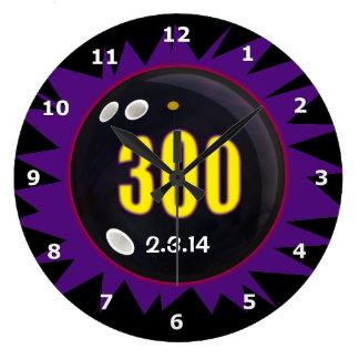 300 Game Large Clock