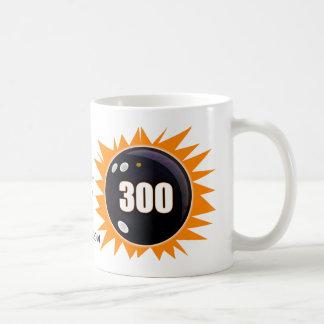 300 Game Orange & Black Classic White Coffee Mug