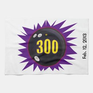 300 Game Towel