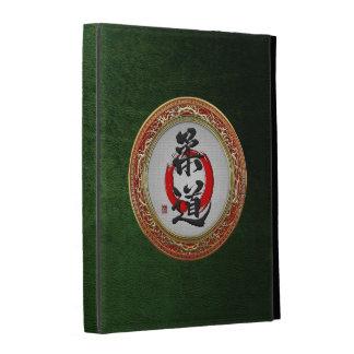 [300] Japanese Martial Arts Calligraphy: Judo iPad Folio Case