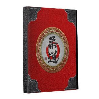 [300] Japanese Martial Arts Calligraphy: Judo iPad Folio Covers