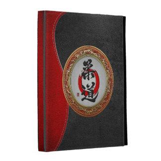 [300] Japanese Martial Arts Calligraphy: Judo iPad Folio Cover