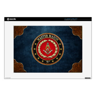 [300] Master Mason, 3rd Degree [Special Edition] Skin For Laptop