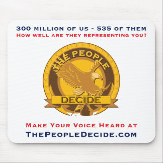 300 million of us - 535 of them mouse pad