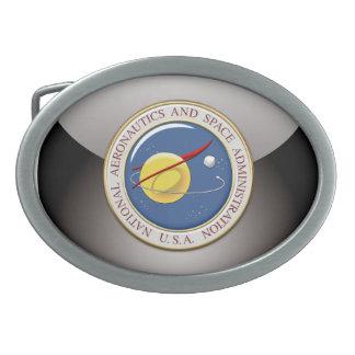 [300] NASA Emblem [3D] Belt Buckle
