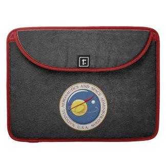 [300] NASA Emblem [3D] MacBook Pro Sleeve