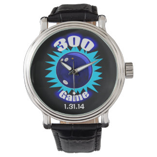 300 Perfect Game Blues Watch