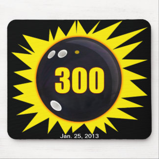 300 Perfect Game Mouse Pad