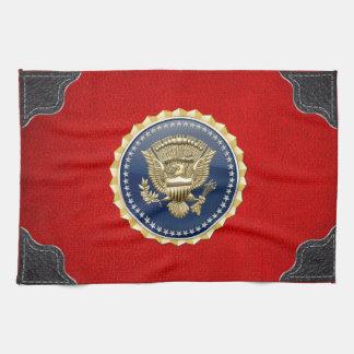 [300] Presidential Service Badge [PSB] Kitchen Towel