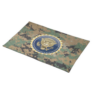 [300] Presidential Service Badge [PSB] Place Mat