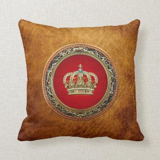 [300] Prince-Princess King-Queen Crown [Belg.Gold] Pillows