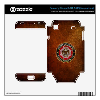 [300] Scottish Rite Double-headed Eagle Samsung Galaxy S Skins