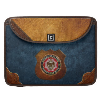 [300] Scottish Rite Double-headed Eagle Sleeve For MacBook Pro