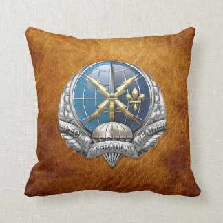[300] SOWT Emblem Pillow