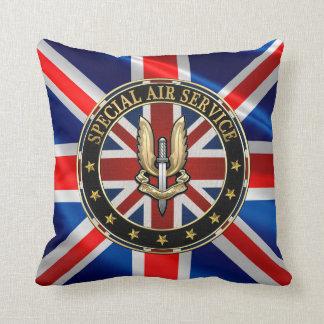 [300] Special Air Service (SAS) Badge [3D] Pillow