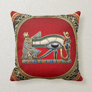 [300] Tesoro: El ojo de Horus Cojin