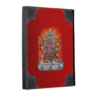 [300] Tibetan Thangka  - Wrathful Deity Hayagriva iPad Folio Case