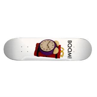 300 time bomb, BOOM! Skateboard Deck