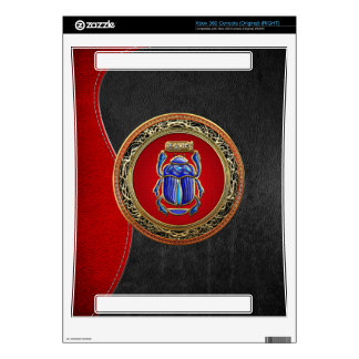 [300] Treasure Trove: Ancient Egyptian Scarab Xbox 360 Console Decal