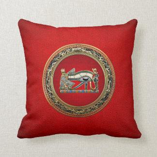 [300] Treasure Trove: The Eye of Horus Pillow