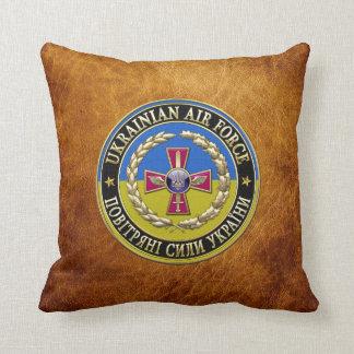 [300] Ukrainian Air Force [Special Edition] Throw Pillow