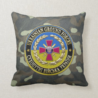 [300] Ukrainian Ground Forces [Special Edition] Pillow
