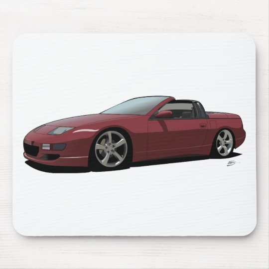 300ZX Convertible mouse pad