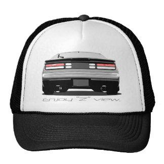 """300zx """"Enjoy Z view."""" Trucker Hat"""