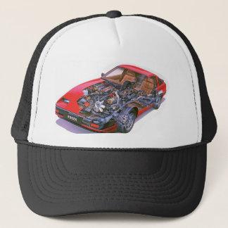 300zx trucker hat