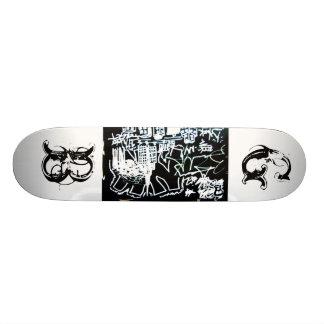 301 AM, G - Customized Skateboard
