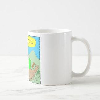 301 quack of dawn cartoon coffee mug