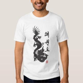 301 Tae Kwon Do Dragon Shirt