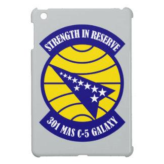 301st Military Airlift Squadron iPad Mini Cover