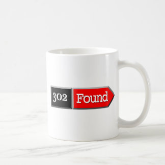 302 - Found Coffee Mug