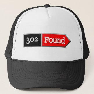 302 - Found Trucker Hat