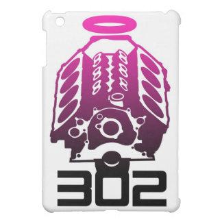 302 Mustang Engine shorblock 5.0 Ipad Cover