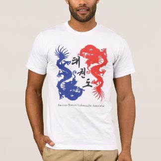 302 Sparring Dragons T-shirt